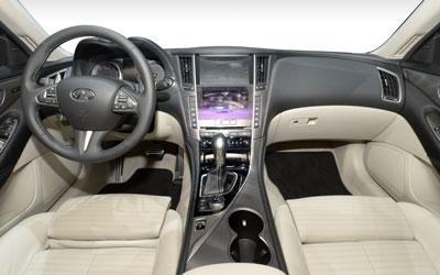 Infiniti Q50S ilgalaikė automobilių nuoma | Sixt Leasing