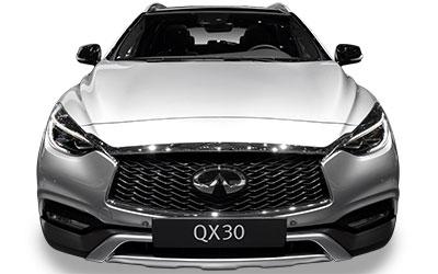 Infiniti QX30 ilgalaikė automobilių nuoma | Sixt Leasing
