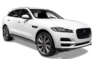 Jaguar F-PACE ilgalaikė automobilių nuoma | Sixt Leasing
