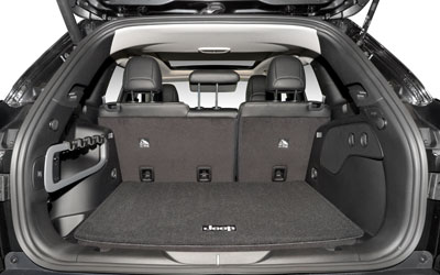 Jeep Cherokee ilgalaikė automobilių nuoma | Sixt Leasing