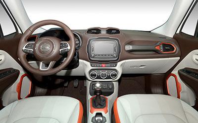 Jeep Renegade ilgalaikė automobilių nuoma | Sixt Leasing