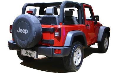 Jeep Wrangler ilgalaike automobiliu nuoma | Sixt Leasing