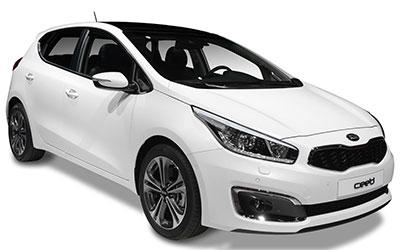 KIA Cee'd ilgalaikė automobilių nuoma | Sixt Leasing