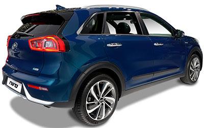 KIA Niro ilgalaikė automobilių nuoma | Sixt Leasing