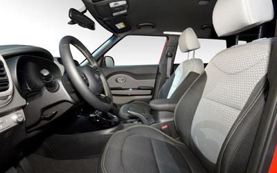KIA Soul ilgalaikė automobilių nuoma | Sixt Leasing