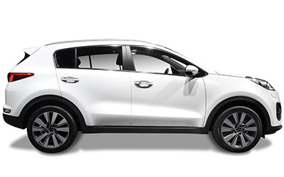 KIA Sportage Galleriefoto