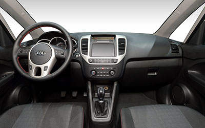 KIA Venga ilgalaikė automobilių nuoma | Sixt Leasing