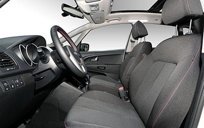 KIA Venga ilgalaikė automobilių nuoma   Sixt Leasing