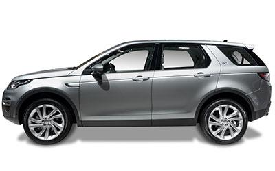Land Rover Discovery Sport ilgalaikė automobilių nuoma | Sixt Leasing
