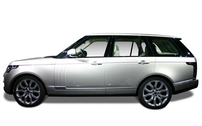 Land Rover Range Rover ilgalaikė automobilių nuoma | Sixt Leasing