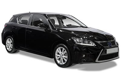 Lexus CT ilgalaikė automobilių nuoma | Sixt Leasing