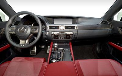 Lexus GS Galleriefoto
