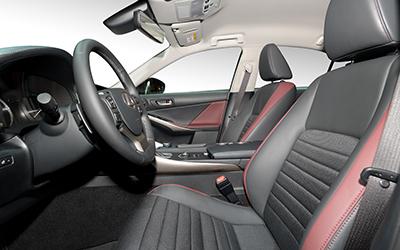Lexus IS Galleriefoto