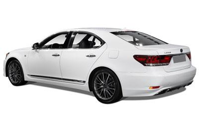 Lexus LS ilgalaikė automobilių nuoma | Sixt Leasing