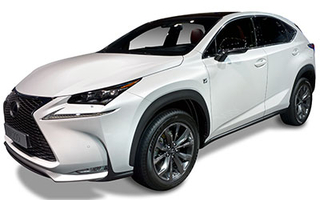 Lexus NX ilgalaikė automobilių nuoma | Sixt Leasing