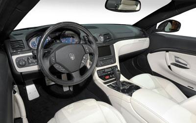 Maserati GranCabrio ilgalaikė automobilių nuoma | Sixt Leasing