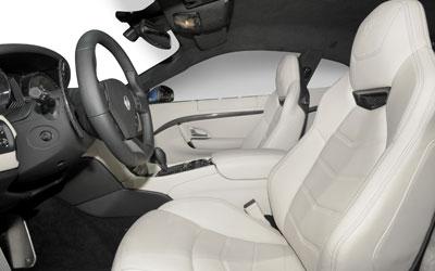 Maserati GranTurismo ilgalaikė automobilių nuoma | Sixt Leasing