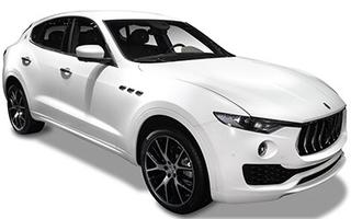 Maserati Levante ilgalaikė automobilių nuoma | Sixt Leasing