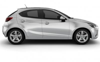 Mazda 2 ilgalaikė automobilių nuoma | Sixt Leasing