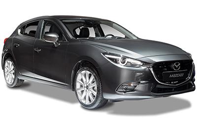 Mazda 3 ilgalaikė automobilių nuoma | Sixt Leasing