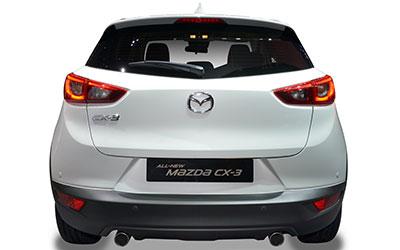 Mazda CX-3 Galleriefoto