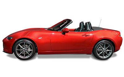 Mazda MX-5 ilgalaikė automobilių nuoma | Sixt Leasing