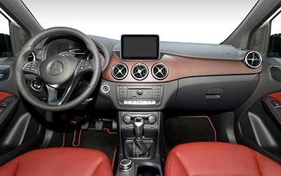 Mercedes-Benz B klasė ilgalaikė automobilių nuoma | Sixt Leasing