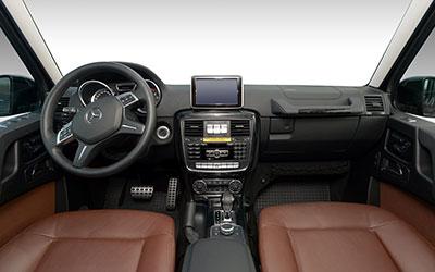 Mercedes-Benz G  klasė ilgalaike automobiliu nuoma | Sixt Leasing