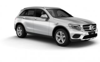 Mercedes-Benz GLC ilgalaikė automobilių nuoma   Sixt Leasing