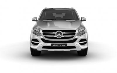 Mercedes-Benz GLE Galleriefoto