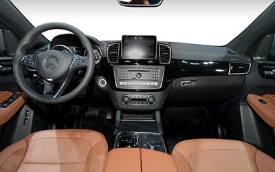 Mercedes-Benz GLE Coupe ilgalaikė automobilių nuoma | Sixt Leasing