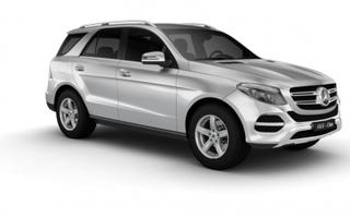 Mercedes-Benz GLE ilgalaikė automobilių nuoma   Sixt Leasing