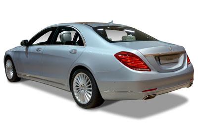 Mercedes-Benz S klasė ilgalaikė automobilių nuoma | Sixt Leasing