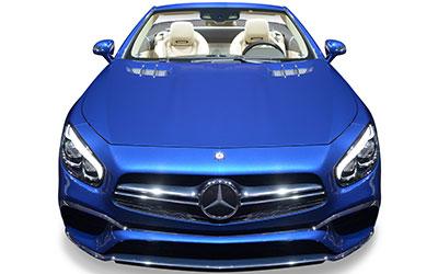 Mercedes-Benz SL ilgalaikė automobilių nuoma | Sixt Leasing