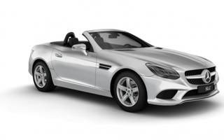 Mercedes-Benz SLC ilgalaikė automobilių nuoma | Sixt Leasing