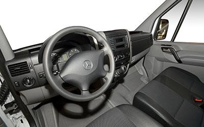 Mercedes-Benz Sprinter ilgalaikė automobilių nuoma | Sixt Leasing