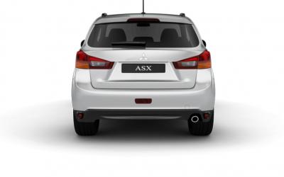 Mitsubishi ASX ilgalaike automobiliu nuoma | Sixt Leasing
