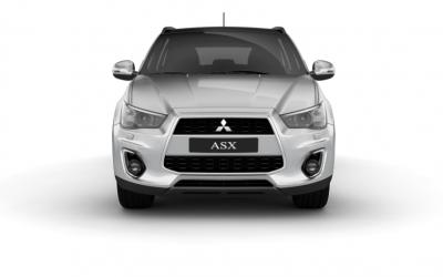 Mitsubishi ASX ilgalaikė automobilių nuoma | Sixt Leasing