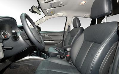 Mitsubishi L200 ilgalaikė automobilių nuoma | Sixt Leasing