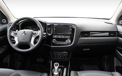 Mitsubishi Outlander Galleriefoto