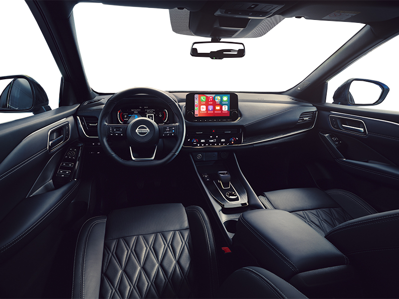 Nissan Qashqai (naujasis) ilgalaikė automobilių nuoma | Sixt Leasing