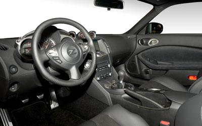 Nissan 370Z ilgalaikė automobilių nuoma   Sixt Leasing