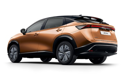 Nissan ARIYA ilgalaikė automobilių nuoma | Sixt Leasing