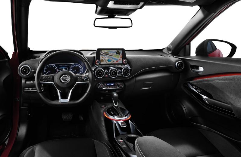 Nissan Juke ilgalaikė automobilių nuoma | Sixt Leasing