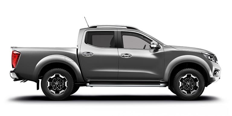Nissan Navara ilgalaikė automobilių nuoma   Sixt Leasing