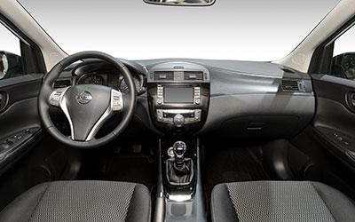 Nissan Pulsar Galleriefoto