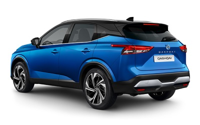 Nissan Qashqai NEW ilgalaikė automobilių nuoma | Sixt Leasing