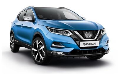 Nissan Qashqai ilgalaikė automobilių nuoma | Sixt Leasing