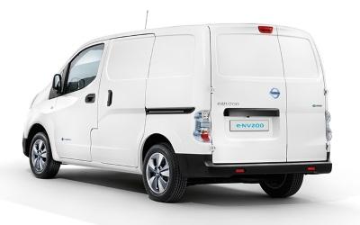 Nissan e-NV200 Van ilgalaikė automobilių nuoma | Sixt Leasing
