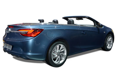 Opel Cascada ilgalaikė automobilių nuoma | Sixt Leasing